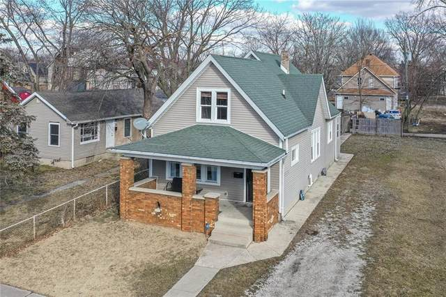 515 N Keystone Avenue, Indianapolis, IN 46201 (MLS #21767712) :: The Evelo Team