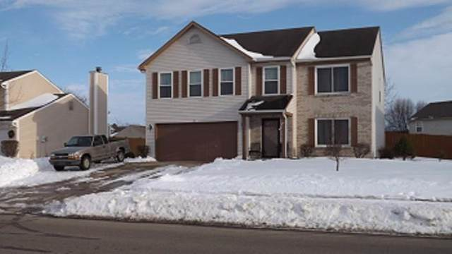 837 Franklin Lakes Boulevard, Franklin, IN 46131 (MLS #21767722) :: Anthony Robinson & AMR Real Estate Group LLC