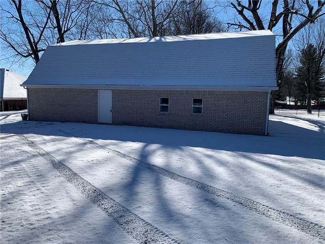 7845 Bluff Road, Indianapolis, IN 46217 (MLS #21767729) :: Ferris Property Group