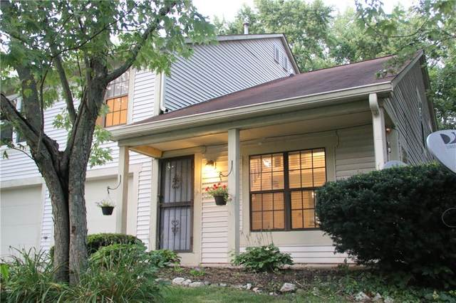 7958 Valley Farms Court, Indianapolis, IN 46214 (MLS #21767738) :: Dean Wagner Realtors