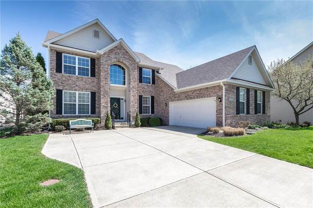 18152 Kinder Oak Drive, Noblesville, IN 46060 (MLS #21767758) :: The Indy Property Source
