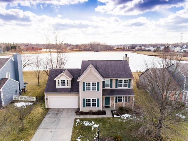 6352 Hollingsworth Drive, Indianapolis, IN 46268 (MLS #21767764) :: The Indy Property Source