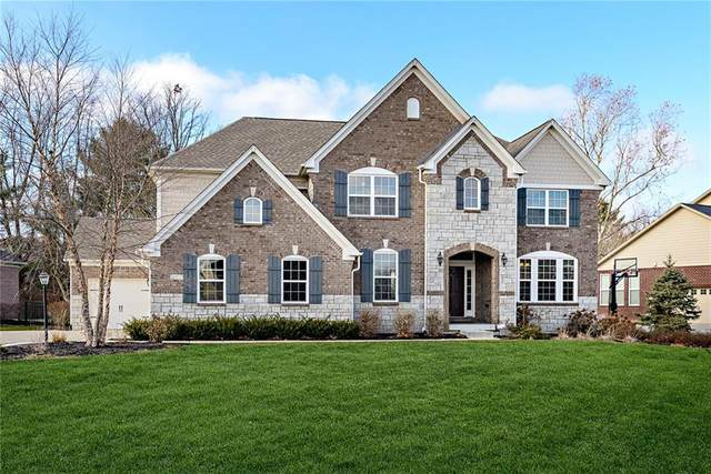 14370 Alderbrook Trail, Carmel, IN 46033 (MLS #21767766) :: Ferris Property Group