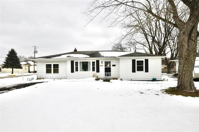 305 Southmore Street, Plainfield, IN 46168 (MLS #21767774) :: The Indy Property Source