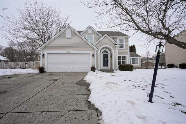 9402 Grandview Court, Noblesville, IN 46060 (MLS #21767783) :: The ORR Home Selling Team
