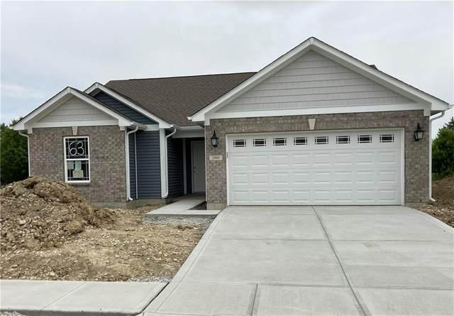 2901 Pointe Harbour Drive, Indianapolis, IN 46229 (MLS #21767785) :: RE/MAX Legacy