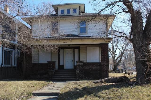 3401 N College Avenue, Indianapolis, IN 46205 (MLS #21767820) :: Richwine Elite Group