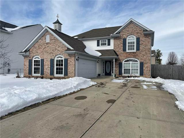6380 Oyster Key Lane, Plainfield, IN 46168 (MLS #21767828) :: Ferris Property Group