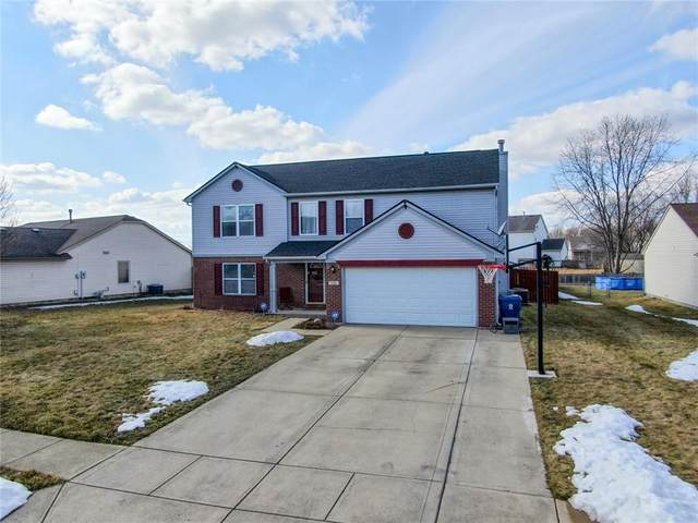 2284 Valley Creek Way, Indianapolis, IN 46229 (MLS #21767838) :: The ORR Home Selling Team