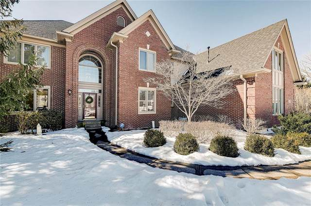12506 Kelly Place, Fishers, IN 46038 (MLS #21767851) :: Heard Real Estate Team | eXp Realty, LLC