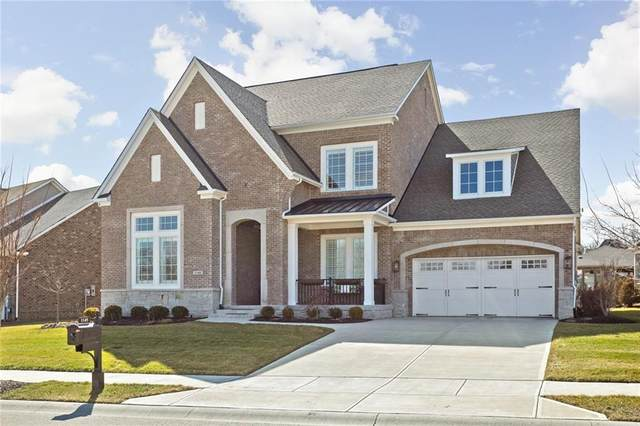 1145 Frenzel Parkway, Carmel, IN 46032 (MLS #21767852) :: The Indy Property Source