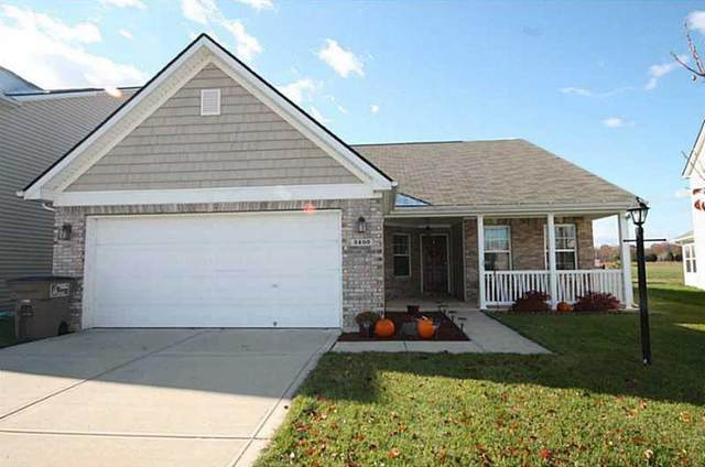 3450 Parkview Drive, Columbus, IN 47201 (MLS #21767856) :: Richwine Elite Group