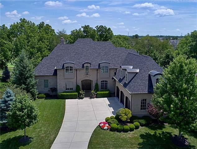 15479 Hidden Oaks Lane, Carmel, IN 46033 (MLS #21767861) :: Heard Real Estate Team   eXp Realty, LLC