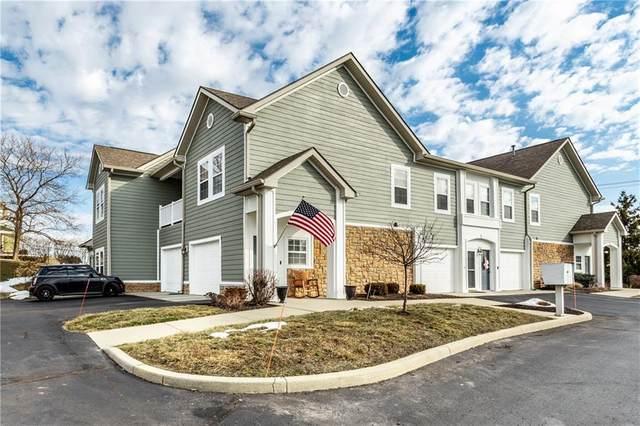 1682 N Vista Drive, Carmel, IN 46280 (MLS #21767883) :: The ORR Home Selling Team