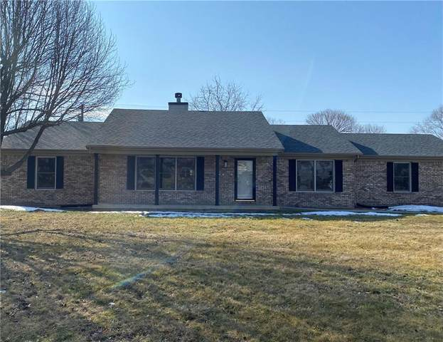 183 Cohen Drive, Mooresville, IN 46158 (MLS #21767894) :: Mike Price Realty Team - RE/MAX Centerstone