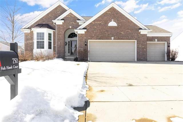 750 Fish Hawk Court, Brownsburg, IN 46112 (MLS #21767898) :: The Indy Property Source