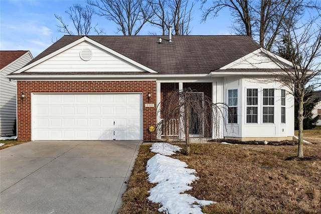 5311 Brassie Drive, Indianapolis, IN 46235 (MLS #21767900) :: The Indy Property Source