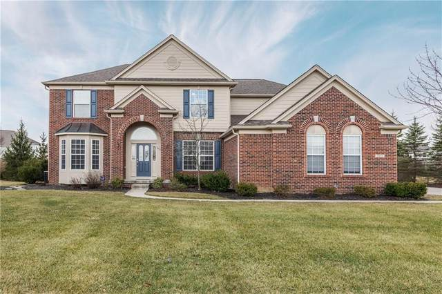 9355 Cobblestone Court, Zionsville, IN 46077 (MLS #21767940) :: Heard Real Estate Team | eXp Realty, LLC