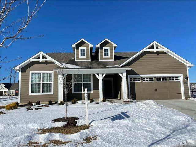 15373 Eastpark Circle W, Fishers, IN 46037 (MLS #21767972) :: The ORR Home Selling Team