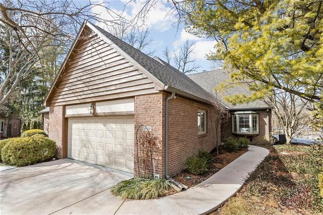 2058 Oldfields Circle N Drive, Indianapolis, IN 46228 (MLS #21767978) :: Heard Real Estate Team | eXp Realty, LLC