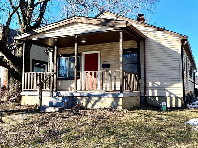 2830 E 19TH Street, Indianapolis, IN 46218 (MLS #21767993) :: Mike Price Realty Team - RE/MAX Centerstone