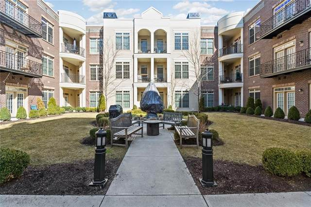 450 E Ohio Street #210, Indianapolis, IN 46204 (MLS #21768002) :: Anthony Robinson & AMR Real Estate Group LLC