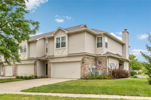 5417 Nighthawk Drive #121, Indianapolis, IN 46254 (MLS #21768018) :: AR/haus Group Realty