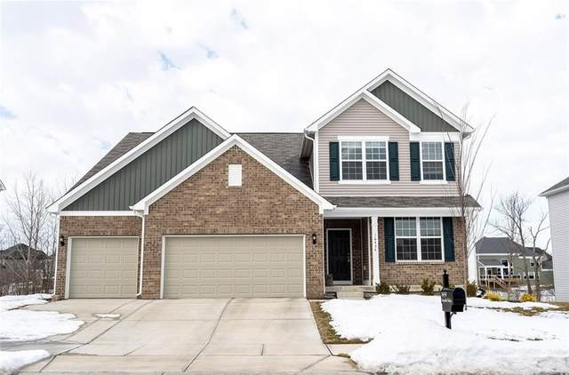 16454 Connolly Drive, Westfield, IN 46074 (MLS #21768026) :: Pennington Realty Team