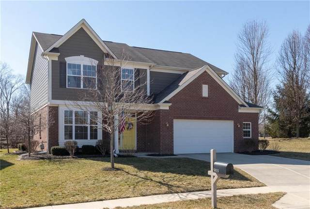 5833 Selis Square Court, Noblesville, IN 46062 (MLS #21768031) :: Richwine Elite Group