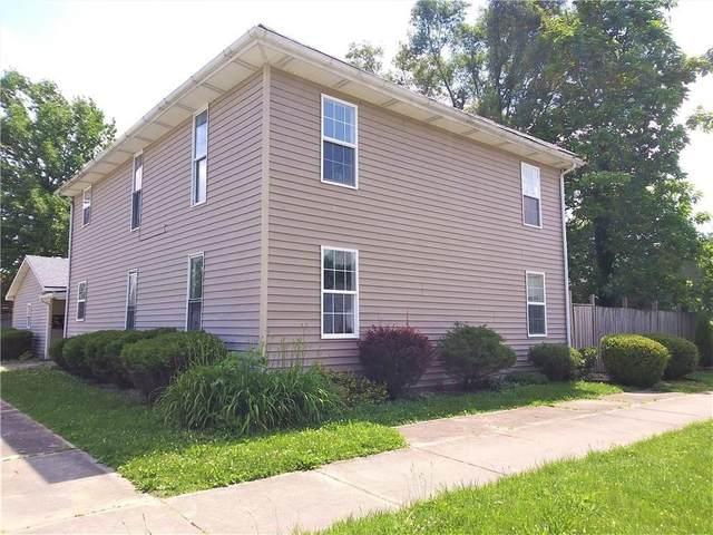 737 Jackson St, Hope, IN 47246 (MLS #21768032) :: Ferris Property Group