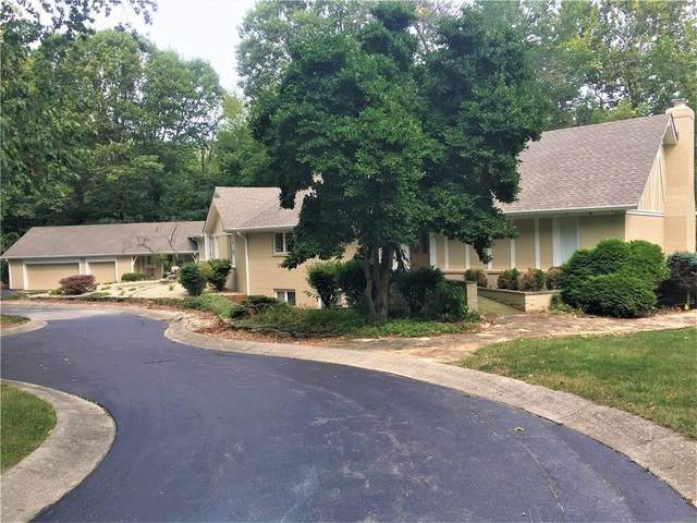 8215 Sunray Court, Indianapolis, IN 46278 (MLS #21768035) :: Heard Real Estate Team | eXp Realty, LLC