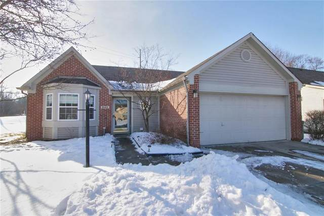 6452 Hunters Green Lane, Indianapolis, IN 46278 (MLS #21768056) :: The Indy Property Source