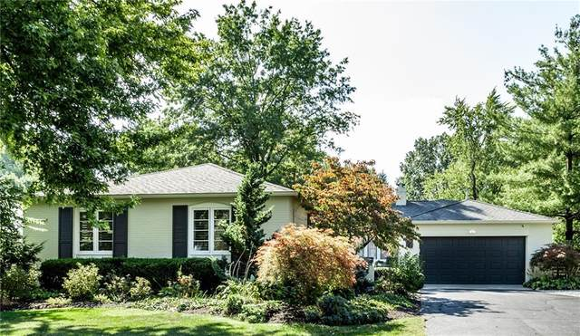 431 E 84th Street, Indianapolis, IN 46240 (MLS #21768066) :: Anthony Robinson & AMR Real Estate Group LLC