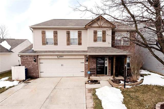 5822 Outer Bank Road, Indianapolis, IN 46239 (MLS #21768078) :: Heard Real Estate Team | eXp Realty, LLC