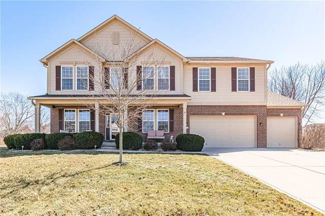 6925 Roundrock Court, Avon, IN 46123 (MLS #21768095) :: Anthony Robinson & AMR Real Estate Group LLC