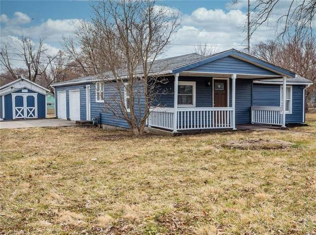 2040 Crystal Street, Anderson, IN 46012 (MLS #21768103) :: The Evelo Team