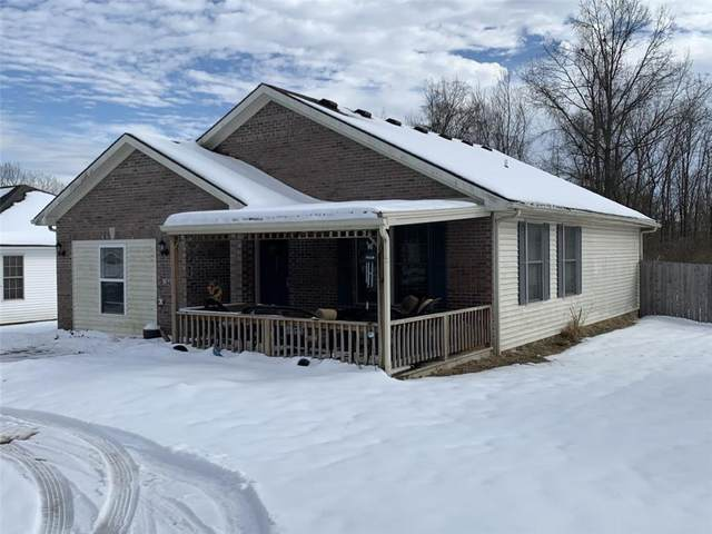 514 E 13th Street, Seymour, IN 47274 (MLS #21768111) :: The ORR Home Selling Team