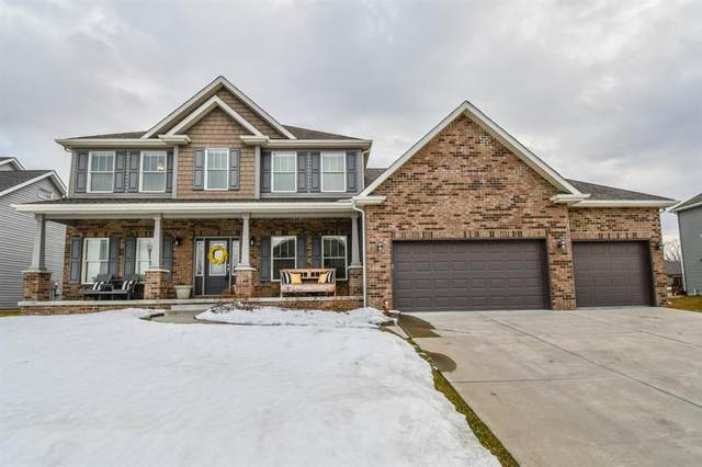 5195 Grapevine Drive, West Lafayette, IN 47906 (MLS #21768113) :: The ORR Home Selling Team
