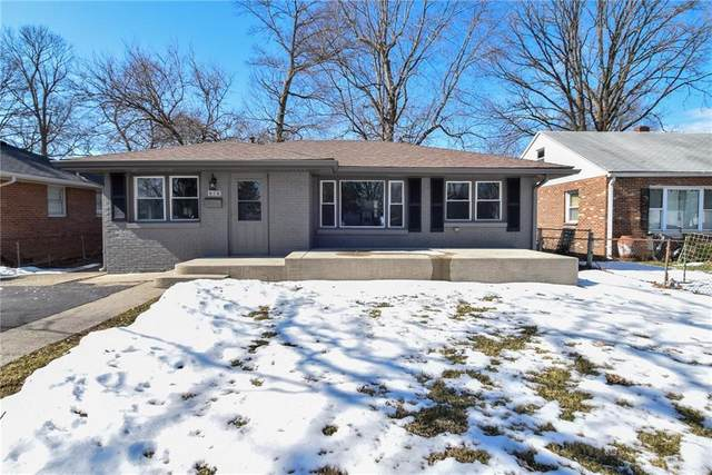 916 N Harbison Avenue, Indianapolis, IN 46219 (MLS #21768123) :: Heard Real Estate Team | eXp Realty, LLC