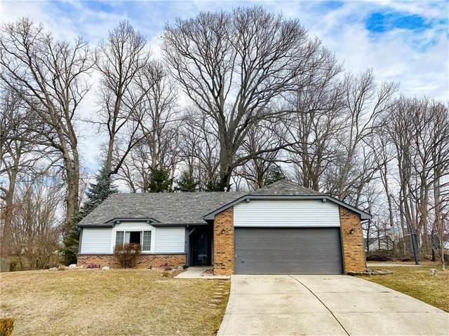 7517 Chris Anne Drive, Indianapolis, IN 46237 (MLS #21768126) :: Dean Wagner Realtors