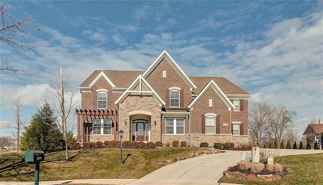 11579 Townsend Court, Fishers, IN 46037 (MLS #21768131) :: Heard Real Estate Team   eXp Realty, LLC