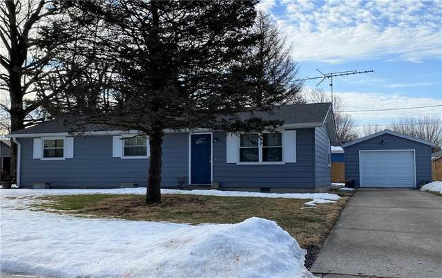 909 North Drive, Crawfordsville, IN 47933 (MLS #21768132) :: The Indy Property Source