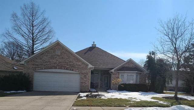 11537 Applewood Circle, Carmel, IN 46032 (MLS #21768134) :: Realty ONE Group Dream