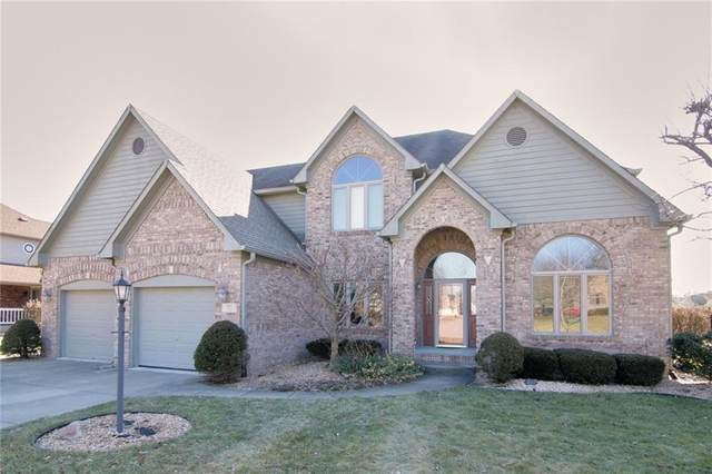7801 Ashtree Drive, Indianapolis, IN 46259 (MLS #21768135) :: Mike Price Realty Team - RE/MAX Centerstone