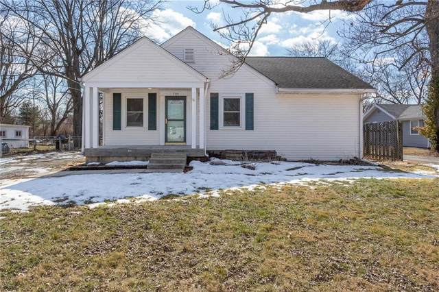 7111 E 14th Street, Indianapolis, IN 46219 (MLS #21768139) :: The ORR Home Selling Team