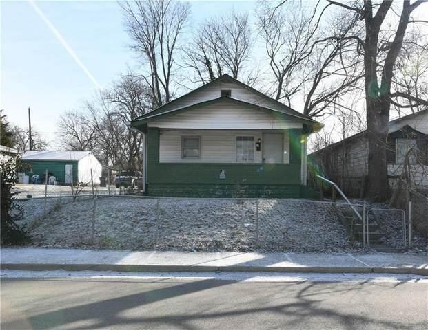 2815 Adams Street, Indianapolis, IN 46218 (MLS #21768140) :: Ferris Property Group