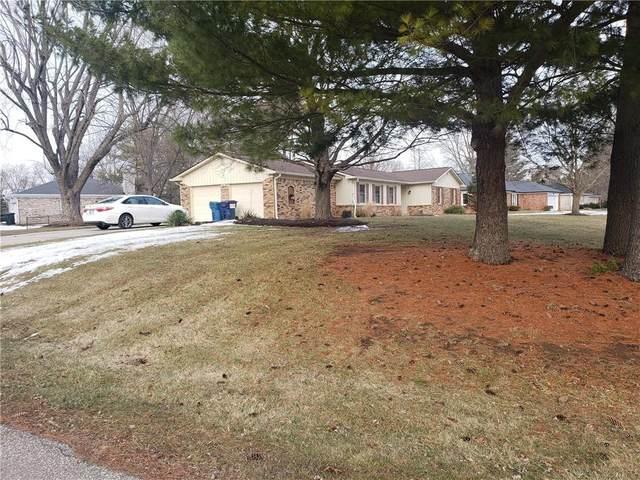 19210 Edgewood Lane, Noblesville, IN 46060 (MLS #21768144) :: The ORR Home Selling Team