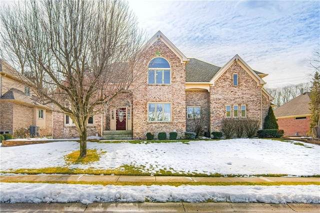 6535 Shamel Drive, Indianapolis, IN 46278 (MLS #21768145) :: The Indy Property Source