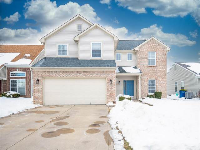 2590 Longleaf Drive, Greenwood, IN 46143 (MLS #21768153) :: Heard Real Estate Team | eXp Realty, LLC
