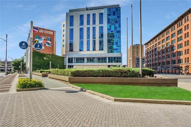 1 Virginia Avenue #804, Indianapolis, IN 46204 (MLS #21768155) :: The Evelo Team